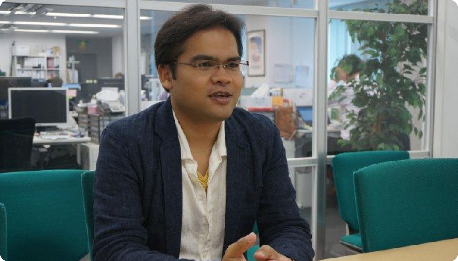 株式会社インフォキュービック・ジャパン (Infocubic Japan)代表取締役/山岸様の写真