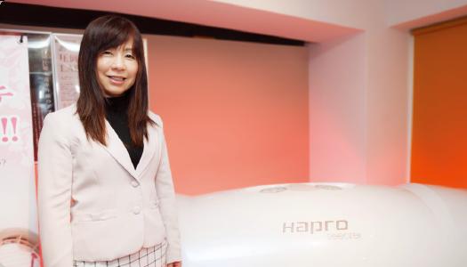 株式会社スペースグッドタイム代表取締役社長 石沢様の写真