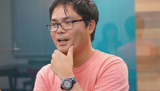 株式会社つみき映画レビューサービスFilmarks事業部長 黒田様の写真