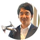 一般社団法人ドローン操縦士協会 代表理事 吉野 次郎さん